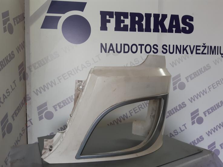 Daf XF106 headlight trim LH 1798455