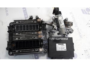 Scania DC1307 EURO 5 ECU set 2641755, 2405355, 2036035 COO7 2759738, 2456999, ignition with keys