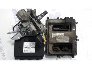 MAN D2066 EURO 5 variklio užvedimo komplektas 0281020067, 51258037674, 51258337008, PTM 81258057107, užvedimo raktas