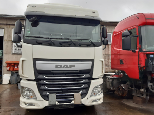 2014 DAF XF 106 EURO 6 breaking for parts