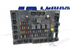 MB Actros MP4 Single SAM A0014463558, A0014463658, A0014466158, A0014467658