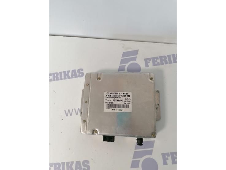 MB actros valdymo blokas ECU A0004460049