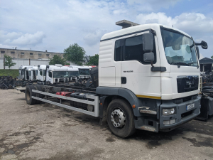 2011 MAN TGM 4X2 EURO5
