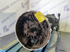 Daf xf106 коробка передач 12s2333td