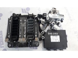 Scania DC13147 EURO 6 užvedimo komplektas 2751963, 2621340, COO7 2711461, 2721555 with keys