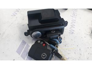MB Actros MP4 užvedimo spyna su raktu A0004468508