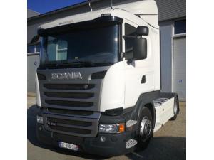 2014 Scania R450 EURO6 vilkikas ardomas dalimis