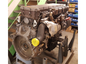 Brand new Mercedes Benz OM472LA 560PS complete engine Detroit Diesel DD15