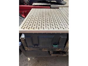 Daf xf105 akumuliatorių dėžė 1811967