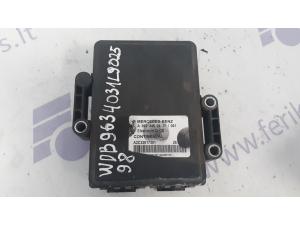 MB Actros MP4 CLCS valdymo blokas A0034462417