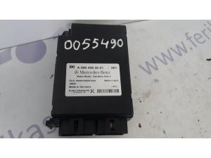 MB Actros MP4 juostų palaikymo valdymo blokas A0004463551