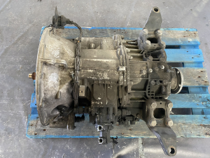 MB axor gearbox G 85-6/6.7-0.73