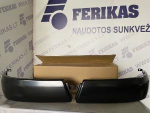 Volvo FH4 bamper corners metal steel 21316575 21316577