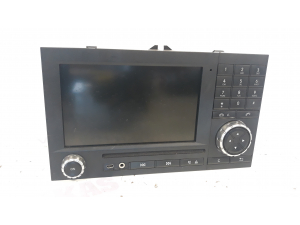 MB Actros MP4 TCC High navigation system A0004466962, BOSCH 7620000355