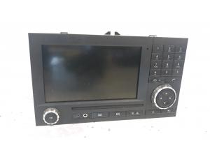 MB Actros MP4 TCC High navigation system A0004466962, BOSCH 7620000355