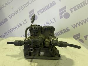 Renault Magnum EBS vožtuvas KNORR BREMSE 21122035