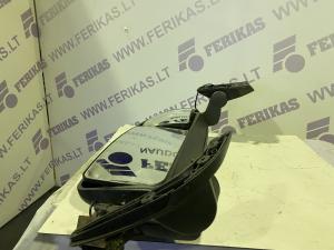 MAN TGX galinio vaizdo veidrodis 81637306531 81637320076 d.p.