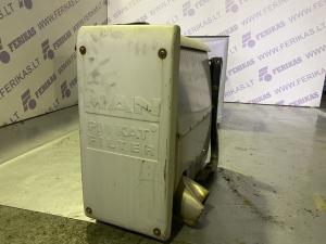 Глушитель выхлопа man TGX EU5 8115101370