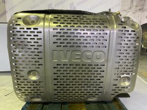 Iveco Stralis EU6 exhaust silencer 5802041524