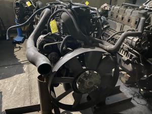 Iveco Eurocargo 2010 EU5 engine F4AE3681 280HP