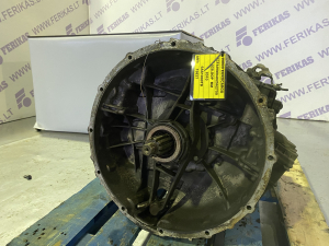 Iveco Eurocargo 2010gearbox Ecolite 6AS1000TO