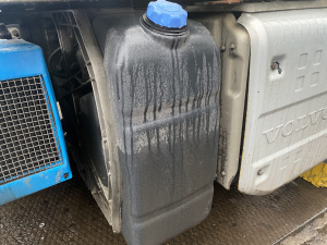Volvo FM AdBlue tank with brackets 21219301