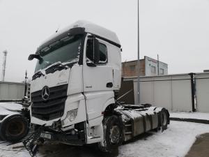 2016 Mercedes Benz Actros EURO6 vilkikas ardomas dalimis