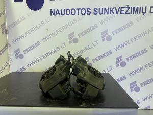 MAN TGX EU6 priekinės stabdžių apkabos 81508046635 81508046636