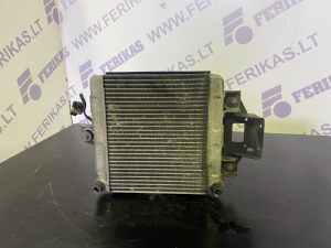 MB actros MP4 oil cooling radiator with fan A9605013801 A9605000093