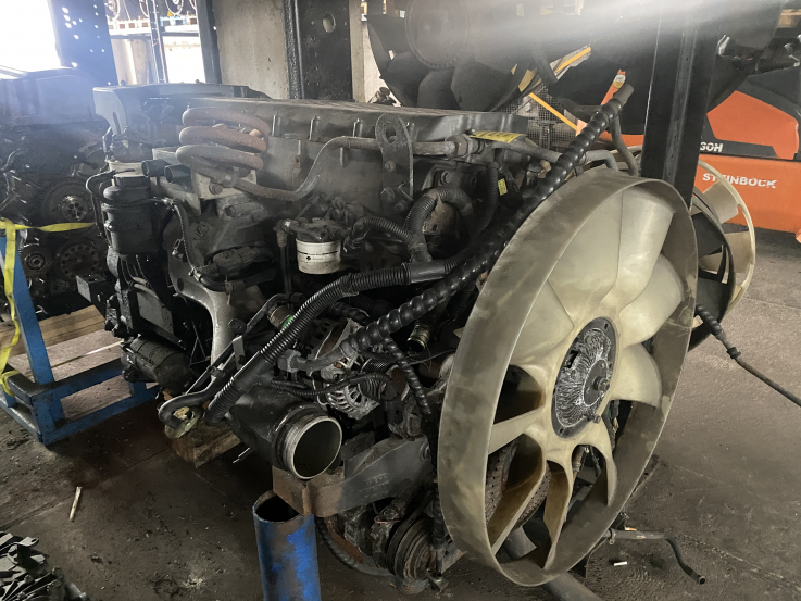 Iveco Stralis variklis CURSOR 10 420AG 504204525