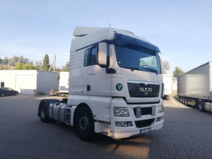 2013 MAN TGX EURO5