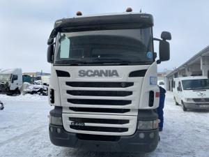 2010 Scania R440 4X2 EURO5 vilkikas ardomas dalimis