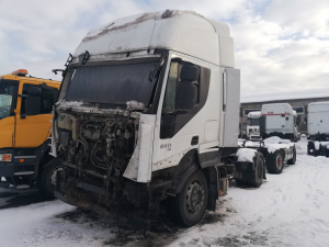 2012 Iveco Stralis EURO5 breaking for parts