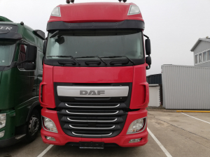 2015 DAF XF 106 EURO6 breaking for parts