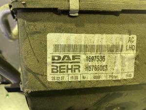 DAF XF105 salono šildytuvas 1697536