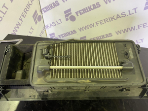 MAN TGX oro filtro korpusas 81619106051