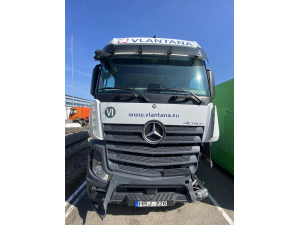 2015 Mercedes Benz Actros MP4 EURO6 breaking for parts