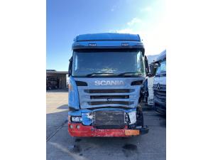 2015 Scania R450 EURO6 vilkikas ardomas dalimis