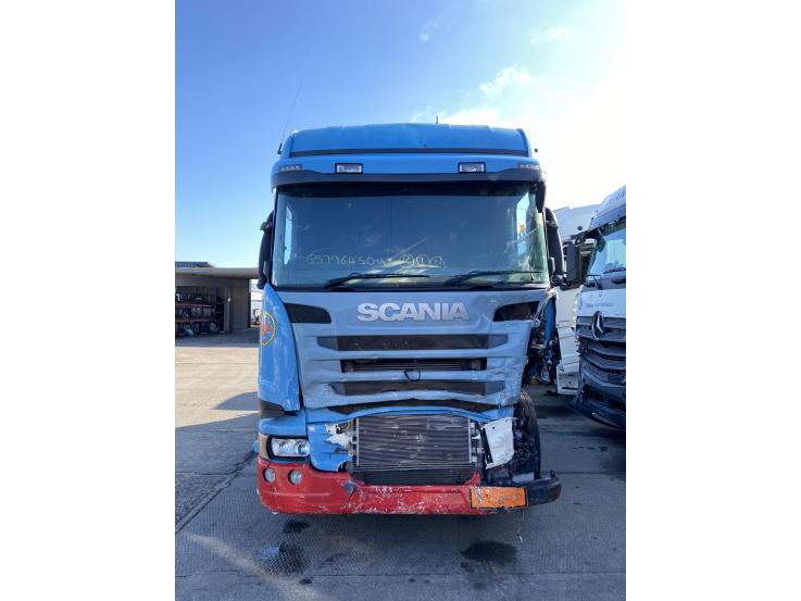 2015 Scania R450 EURO6