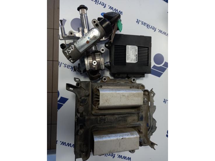 SCANIA DC1108 ECU комплект, 1753063, 1765943, 1752503, 2061668, 1903884, 1776435, 1744754