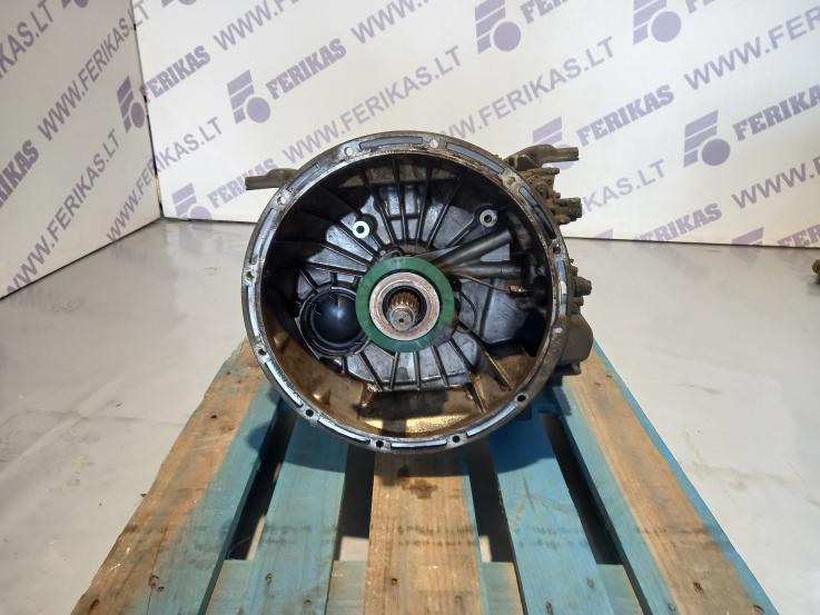 Коробка передач Mercedes Benz Atego G60-6 A0012603600 A9705842024