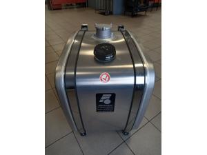 Hydraulic aluminum oil tank 200l. 620x675x500