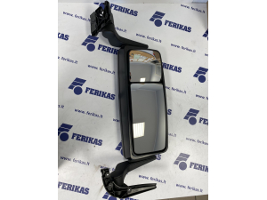 MAN TGX mirror electric control, heated LH 81637306560