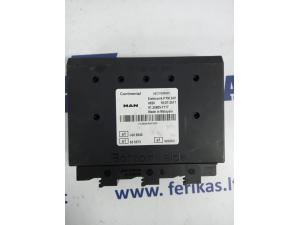 MAN TGX EURO5 PTM valdymo blokas 81258057117