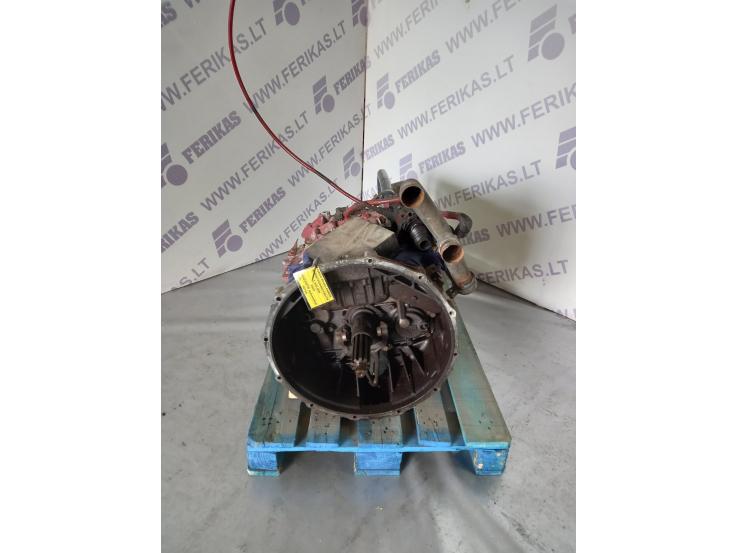 IVECO Stralis EURO5 pavarų dėžė 12AS2301 IT, 8869903
