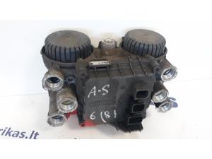 MB Actros MP4 rear axle modulator A0004297624, 4801060050