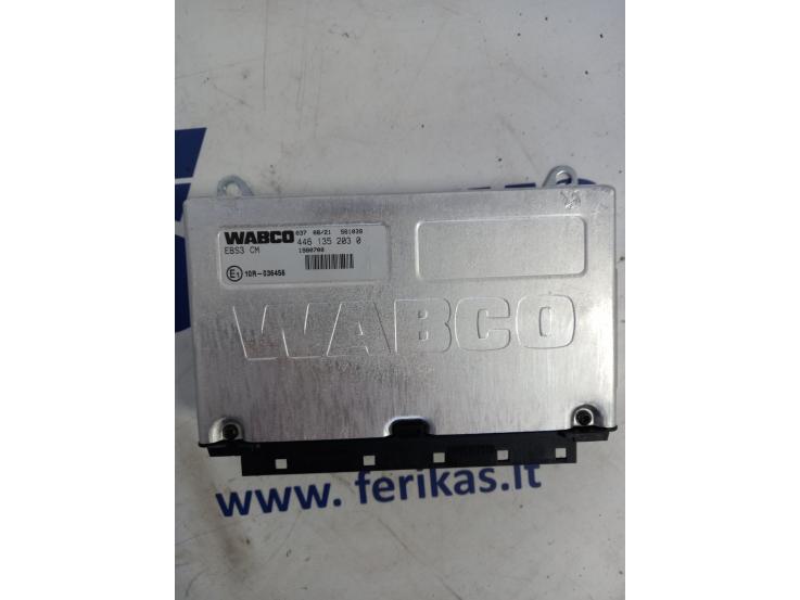 DAF EBS3 CM control unit 1980700, WABCO 4461352030