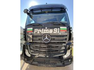 2014 Mercedes Benz Actros MP4 EURO6 vilkikas ardomas dalimis
