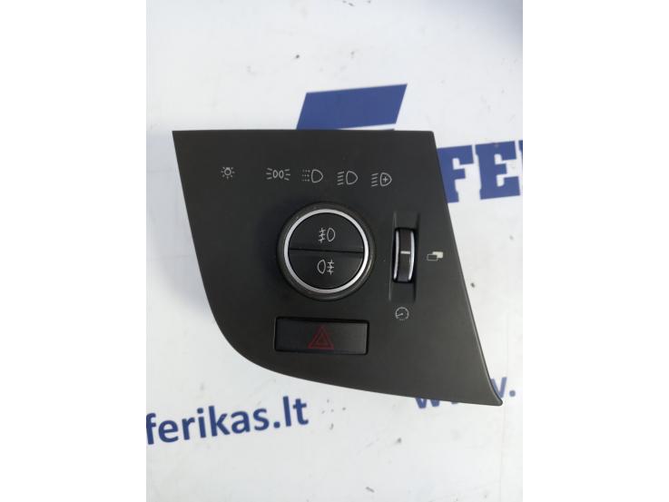 Volvo FH4 šviesų valdymo blokas 21762237, 22154311