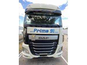 2014 DAF XF 106 EURO6 breaking for parts